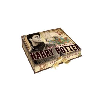 HARRY POTTER-BOITE D'ARTEFACTS HARRY POTTER (UK)