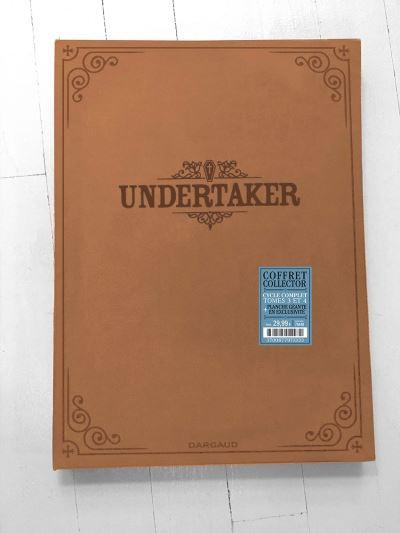Coffret cuir undertaker t3-4