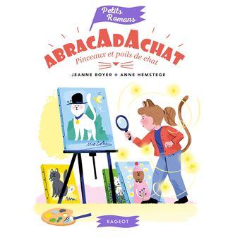 Abracadachat - Pinceaux et poils de chat