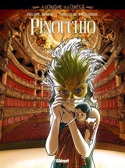 À l'origine des contes - Pinocchio