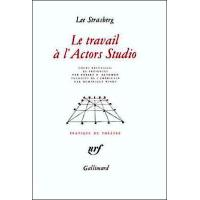 Le travail a l'actors studio