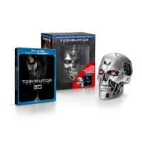 Terminator Genisys Edition spéciale Endoskull 3D Blu-ray