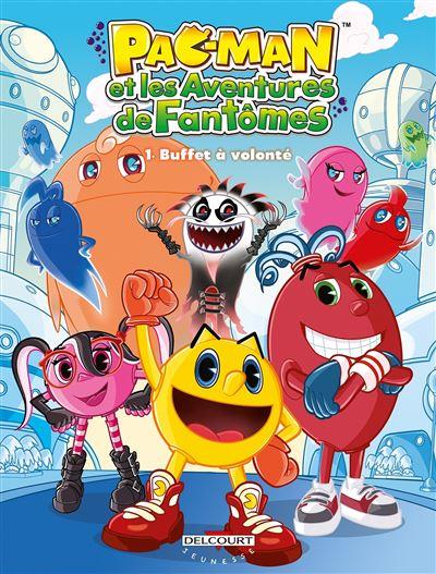 Pac-Man et les aventures de fantômes T1 - Buffet à volonté