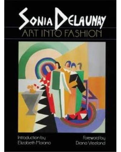 Sonia delaunay art in fashion