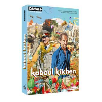 Kaboul KitchenKaboul kitchen Saison 3 DVD