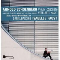 Schoenberg Violin Concerto Verklärte Nacht