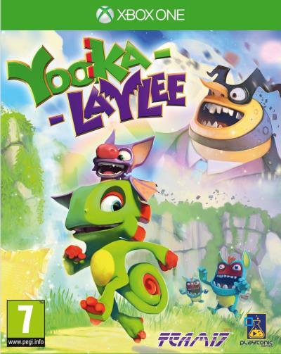 Yooka Laylee Xbox One