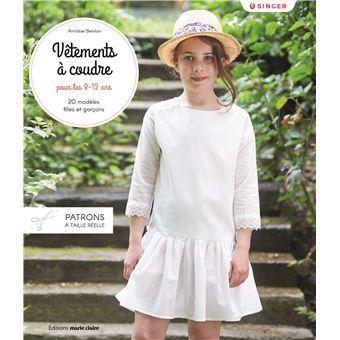 b76b714b187c6 Vêtements à coudre pour les 8-12 ans 20 modèles filles et garçons ...
