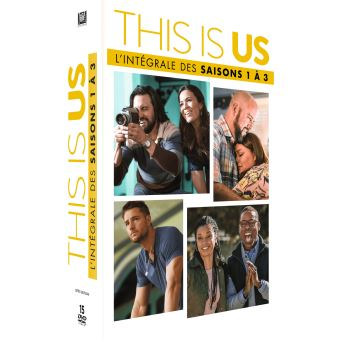 This is UsThis is Us Saisons 1 à 3 DVD