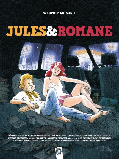 Jules et Romane
