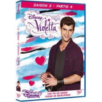 Violetta saison 3 partie 4 dvd dvd zone 2 achat - Musique de violetta saison 3 ...