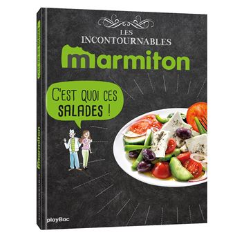 Marmiton C'est quoi ces salades ? Les recettes incontournables