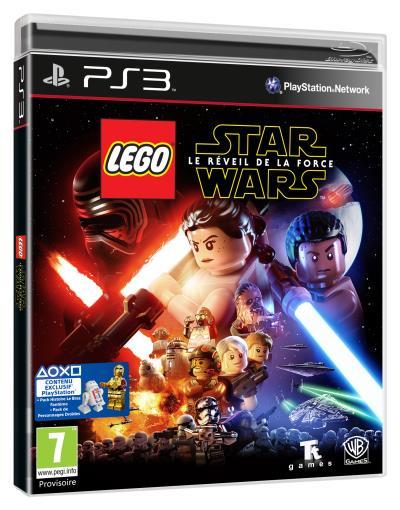 Lego Star Wars Le Réveil de la Force PS3