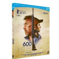 600 Miles Blu-ray