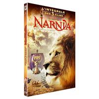 Coffret Narnia L'intégrale des 3 films DVD
