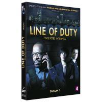 Coffret Line Of Duty Intégrale de la Saison 1 DVD