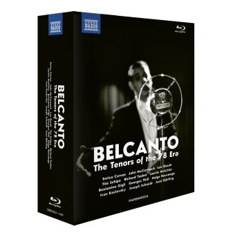 BEL CANTO/BLURAY