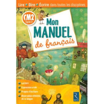 Mon Manuel De Francais Cm2