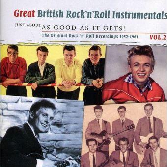 Great British Instrumentals Vol.2