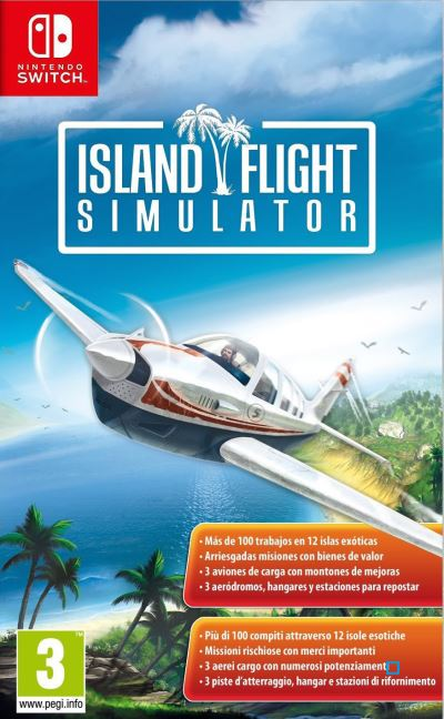 Island Flight Simulator Nintendo Switch
