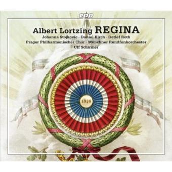 Regina - Opéra en 3 actes