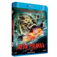 Mega Piranha - Blu-Ray
