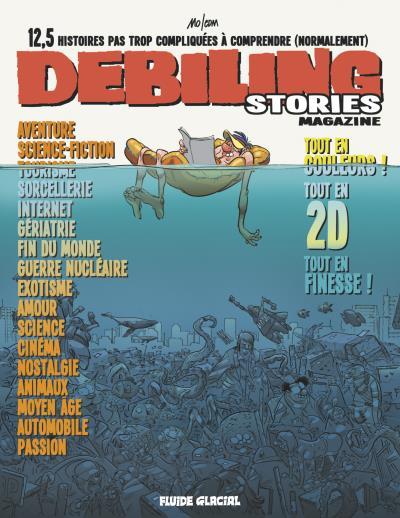 Debiling Stories
