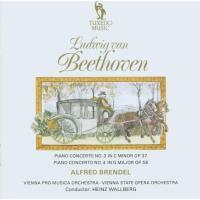 Concertos pour piano en ut mineur N°3 / op.37, N°4 / op.58..