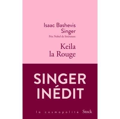 """Résultat de recherche d'images pour """"Keila la rouge d'Isaac Bashevis Singer (Editions Stock)"""""""
