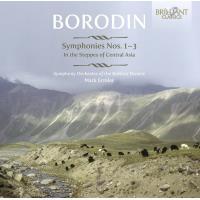 Symphonies 1, 2 et 3 - Dans les steppes de l'asie centrale