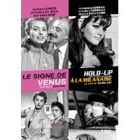 Le signe de Vénus, Hold-up à la Milanaise coffret DVD