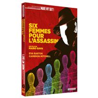 6 Femmes pour l'assassin Combo Blu-ray DVD