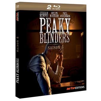 Peaky blindersPeaky Blinders Saison 5 Blu-ray