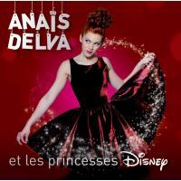Anaïs Delva et les princesses Disney - CD Cristal