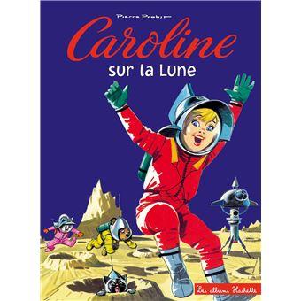 CarolineCaroline sur la lune