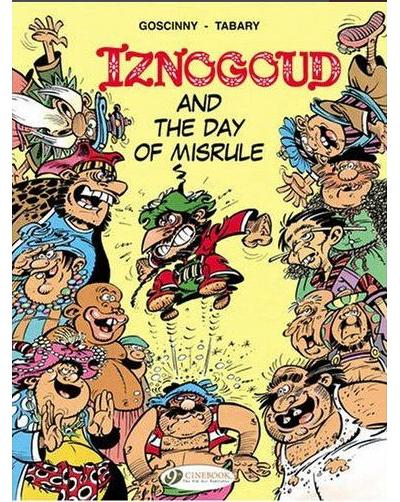 Iznogoud - tome 3 And the day of Misrule