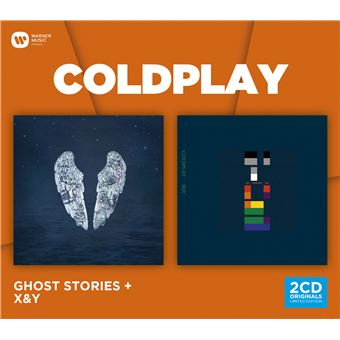 Ghosts Stories - X&Y - 2CD