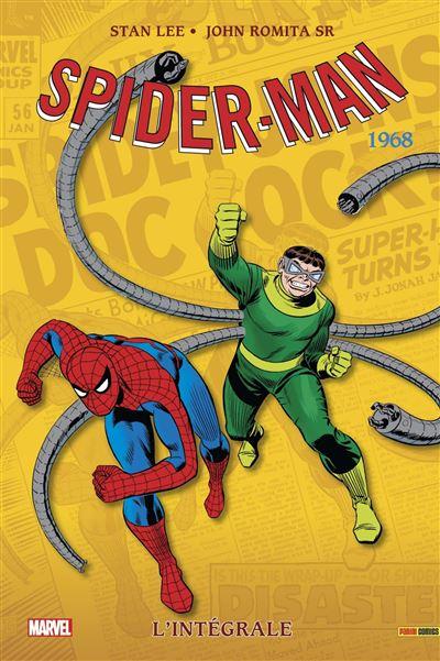 Spider-Man: L'intégrale T06 (1968, Nouvelle édition)