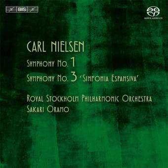 Symphony no. 1 & 3