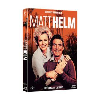 Matt HelmMatt Helm L'intégrale DVD