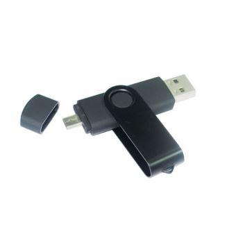 Maxell USB Key 2.0 Dual OTG Micro USB + USB 2.0 32GB