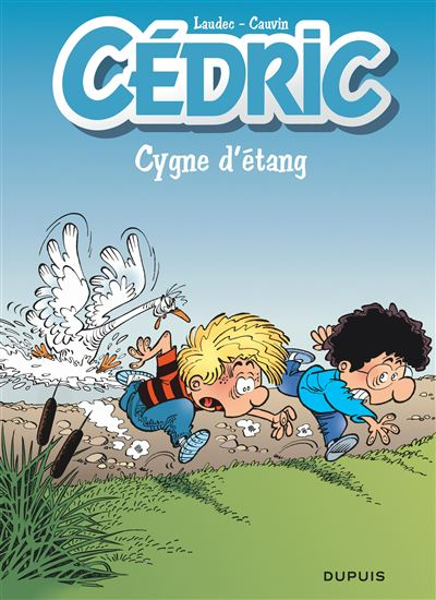 Cédric - Cygne d'étang (Opé été 2020)