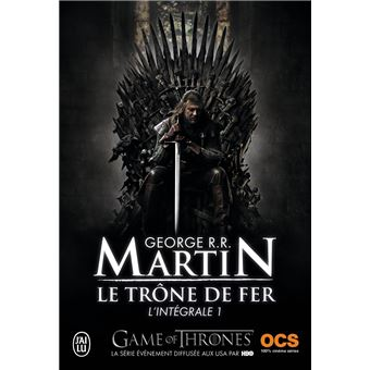 Game Of Thrones Le Trone De Fer Volumes 1 A 2 Tome 1 L Integrale