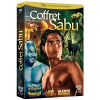 Coffret Sabu, 5 films Combo Blu-Ray + DVD