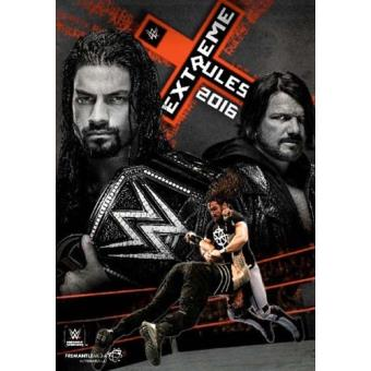 Extreme rules 2016/wwe