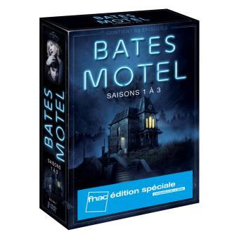 Bates MotelCoffret Bates Motel Saisons 1 à 3 - DVD Edition spéciale Fnac