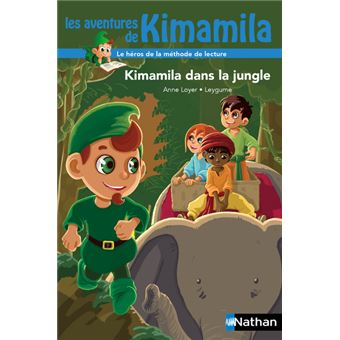 Kimamila dans la jungle