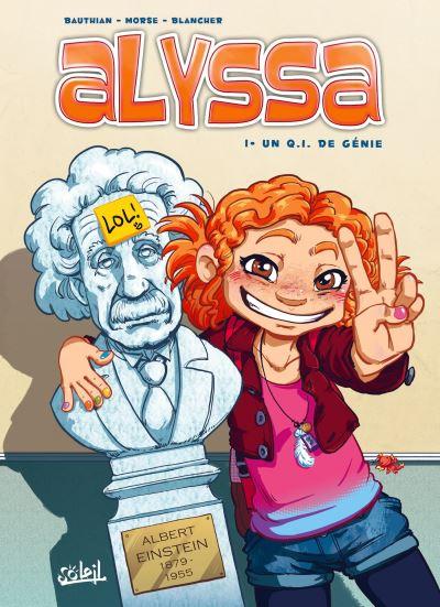 Alyssa - Tome 01 : Alyssa
