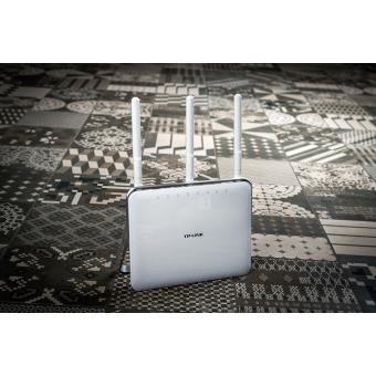 Routeur TP Link AC1900 Archer C9 Double Bande WiFi Blanc