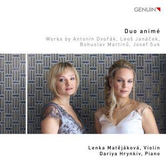 Œuvres pour violon et piano